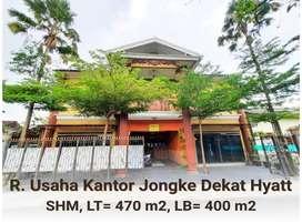 Ruang Usaha Jongke Mlati