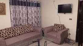 2bed rooms furnished apt4rent short long period in bahria town rwp
