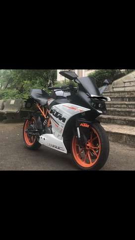 RC390 PARSI OWNED