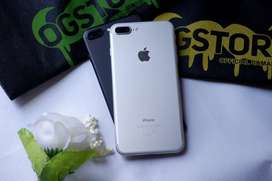 Iphone 7+ 128gb blackmatte and silver IBOX