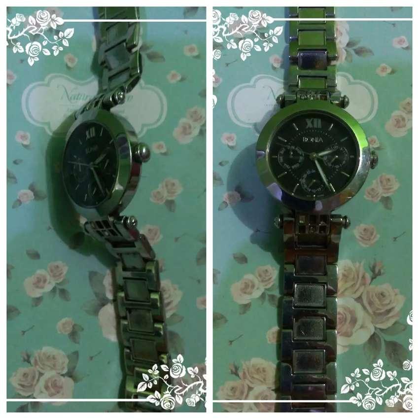 Jam tangan wanita bonia 0