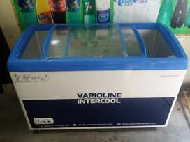 varioline intercool (D) frezer used 15 days only in 45,000