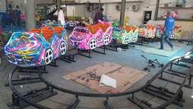 mini coaster odong odong eskavator mini capit kereta wisata UK