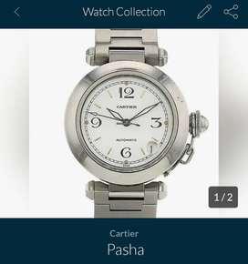 Cartier Pasha Automatic