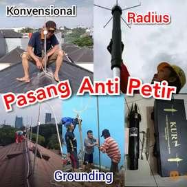 Toko Agen Jasa Pasang Penangkal Petir Area  Bojongmanik