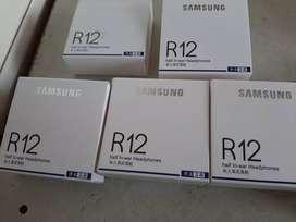 Headset samsung R12
