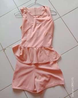 Jumswit warna pink
