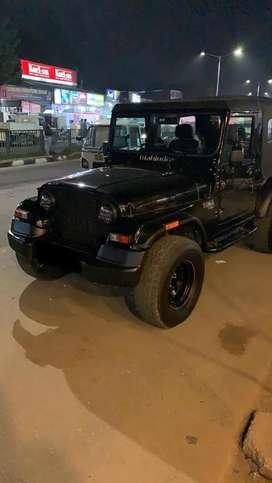 Mahindra Thar 2018 Diesel 11000 Km Driven