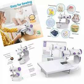 Mini Sewing Machine - BC202 - Portable Household use