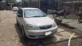 Corolla xli excelent condition 2004 some peace touch up new engine
