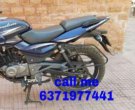 220 pulsar with new battery mileage super