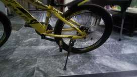 Bicycle in plus