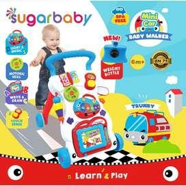 Push walker sugar baby
