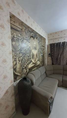 Luxurious 1bhk fully furnished flat in Rent at mowa