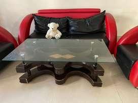 5seater sofa set for immidiate sale