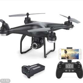 Drone camera with hd Camera wifi configuration  Contact or book..125a.