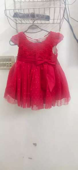 Baby girl frock for age 6 to 18 months