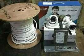 Ciputat Tanggerang-Kamera CCTV harga promo 2 megapixel