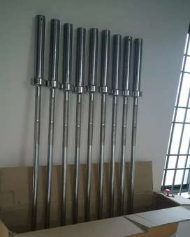Brand new stock of Olympic Bars, 28mm & 25mm bars and curl bars!