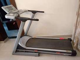 Fit Line treadmill motorized