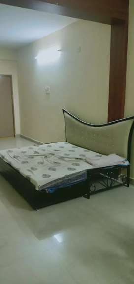 Single cum double bed