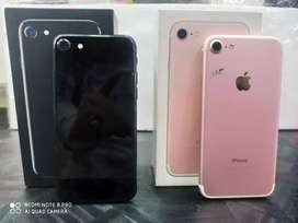 Apple iPhone 7 32Gb perfect condition rose gold and zet black