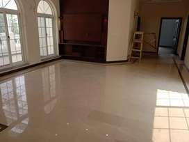 A super class 2 kanal house with Swimming Pool facing park for rent
