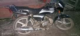 Not repair eny time ingine . And front Tyre new just 1 month and good