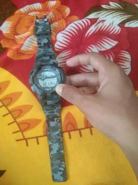 Chameleon  army digital watch