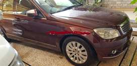 Mercedes C class 2007 on easy installment no hidden charges(MGI)
