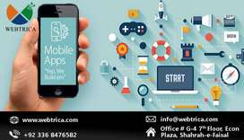 Mobile & Web APPs Development IOS, Android, Native Applications