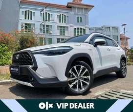 [VIP Dealer] Corolla Cross 1.8 Hybrid White Km7000 Sunroof #AUTOHIGH