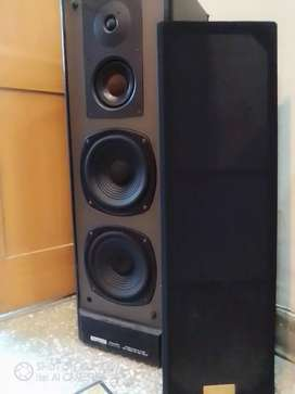 Tower speakers for sale.