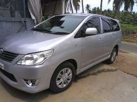 INNOVA 2012 G4 ALL TYRE NEW INSURANCE 08/2020 very good conditions