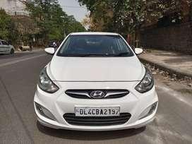Hyundai Verna 2011-2014 1.6 SX, 2014, Diesel