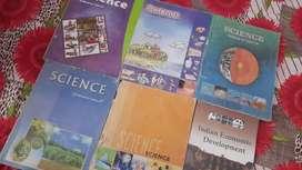 Ncert book set (science)