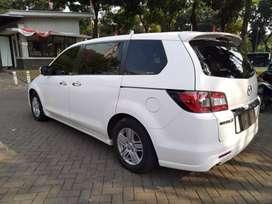 Dijual mobil MAZDA 8 tahun 2012 istimewa warna putih