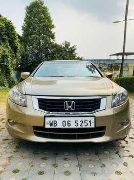 Honda Accord 2.4 Elegance Manual, 2008, Petrol