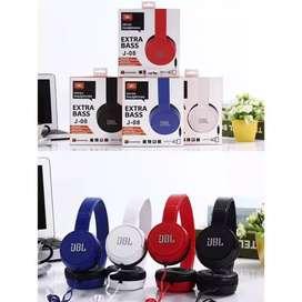 Headphone handset handsfree JBL J-08 Extra Bass