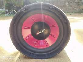 12 inch subwoofer 8ohm