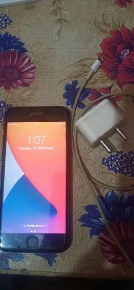 Iphone 7 black (128 gb)