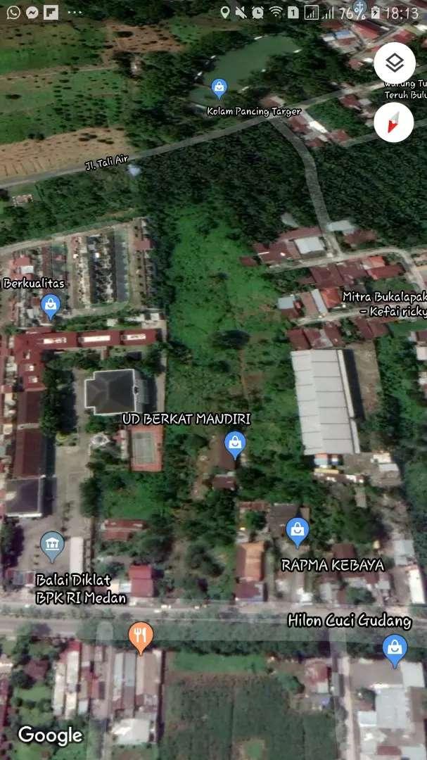 Dijual Tanah Luas 19.300 m2 0