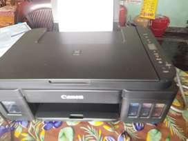 Canon Ink Tank Printer Very Good Condition