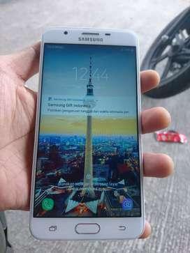 Samsung j7 prime ram 3gb/32. Ada Sensor jari. 5,5 inc.