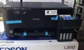 Jual Epson L3110 Mulus