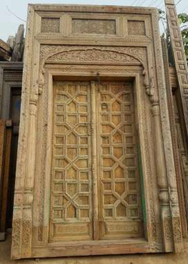Antique main door