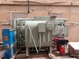 LG, DIRECT FIRED DOUBLE EFFECT ABSORPTION CHILLER