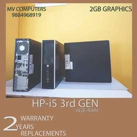 10 usb-Core i 5-3rd gen*computers#cpu-500 hdd#ram 8gb@HI speed&waranty