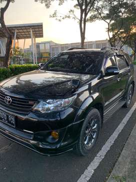 Fortuner 2.7 G LUX AT