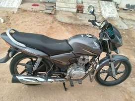 Good condition self start new battery